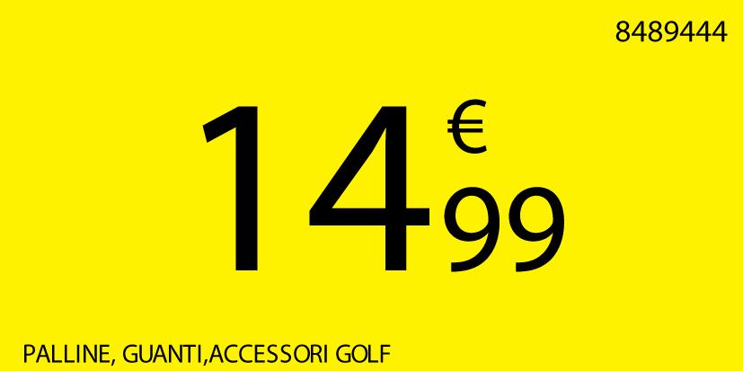 prezzo 14,99 euro