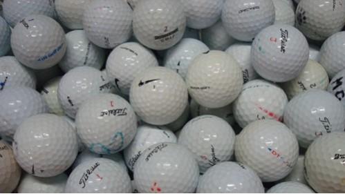 Promozione acquisto palline usate