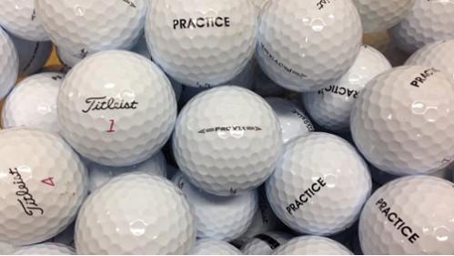 "Palline Titleist ProV1-ProV1x ""Practice"""