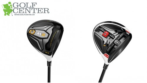 TaylorMade 2016 M1 e M2