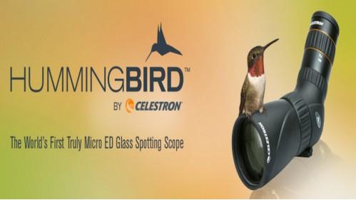 CELESTRON HUMMINGBIRD 9-27X56 ED MICRO