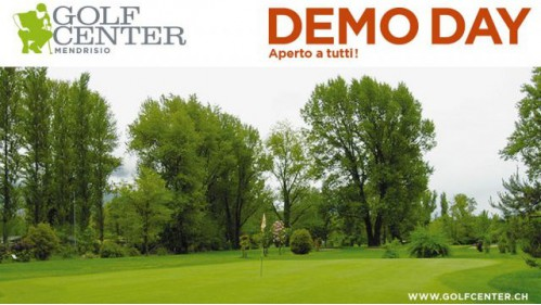 Demo day Golf Center