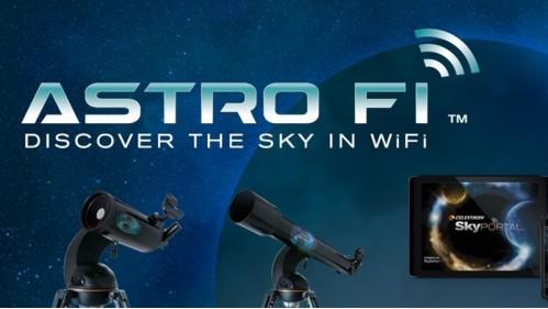 Telescopi serie Astrofi by Celestron