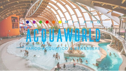 Divertimento assicurato ad Acquaworld!