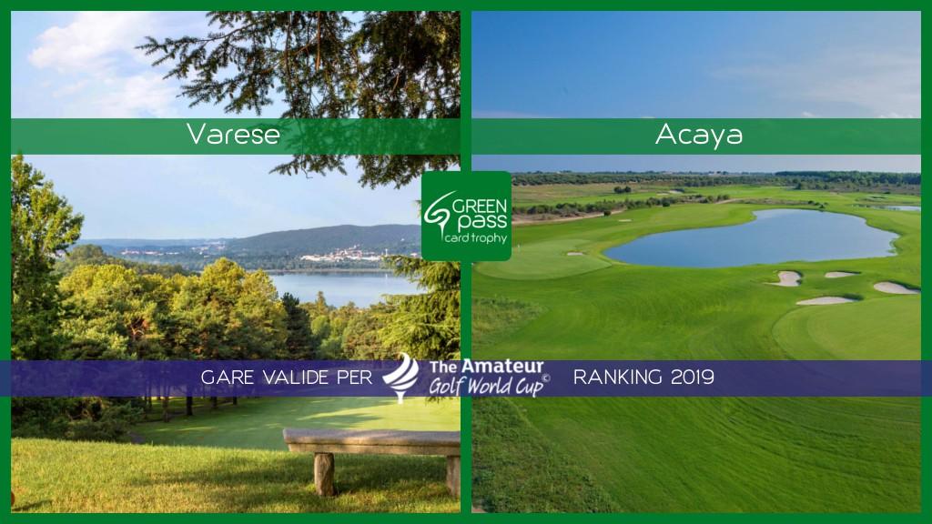 Acaya Golf Club Calendario Gare.Dove Giocherai A Ferragosto Green Pass Golf