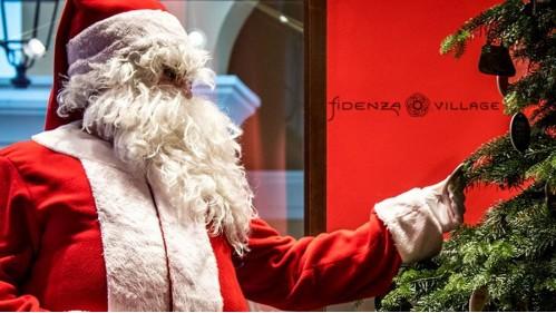 Un Natale speciale a Fidenza Village