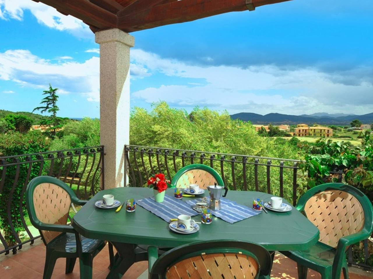 Appartamenti lu fraili sardegna green pass golf for Sardegna appartamenti